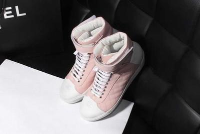 53EUR, acheter chaussures chanel en ligne,baskets chanel chaussures  compenses,fausse basket chanel grise eeff0dc9e08