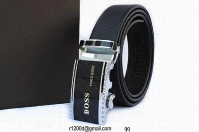 6d61cce329f ceinture hugo boss blanche